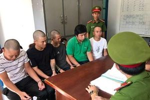 Bắt nhóm côn đồ chuyên chặn xe, thu tiền bảo kê sầu riêng ở Đắk Nông