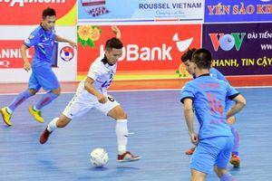 Video trực tiếp Thái Sơn Nam vs Đà Nẵng, giải Futsal VĐQG HDBank 2019