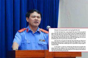 Vợ ông Nguyễn Hữu Linh thừa nhận không chịu nổi sức ép dư luận, gửi đơn tố cáo bị làm nhục