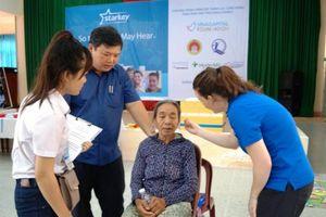 Chăm sóc thính lực cộng đồng trên địa bàn tỉnh Quảng Ngãi