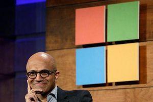 Microsoft cán mốc 'nghìn tỷ USD', trở thành công ty có giá trị lớn nhất thế giới