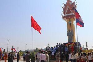 Khánh thành công trình văn hóa lịch sử Đài Hữu nghị Việt Nam – Campuchia