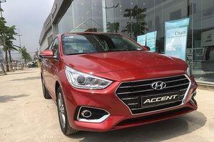 Hyundai Accent 2018 giảm giá mạnh để chuẩn bị về mẫu 2019