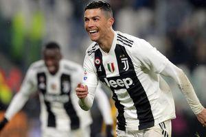 Juventus bị Inter Milan cầm hòa dù Ronaldo ghi bàn
