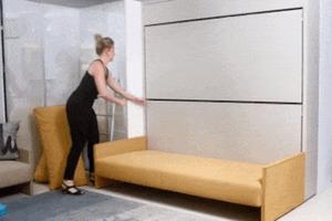 Những cách sắp xếp biến căn hộ nhỏ trở nên rộng rãi