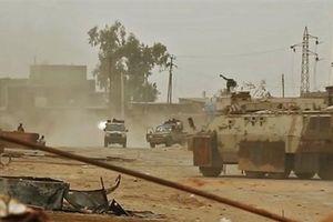 Tripoli rung chuyển vì UAV không kích, GNA nói cứng