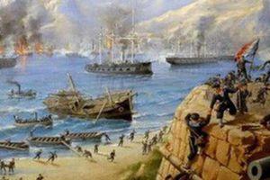 Thực dân Pháp câu kết Tây Ban Nha, mang chiến thuyền tấn công Đà Nẵng