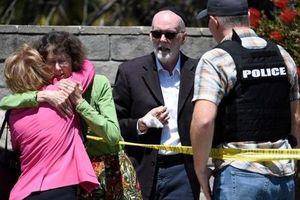 Mỹ: Bắt nghi phạm xả súng ở giáo đường