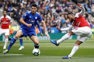 Leicester City - Arsenal 3-0: Tielemans khai hỏa, Jamie Vardy ghi cú đúp