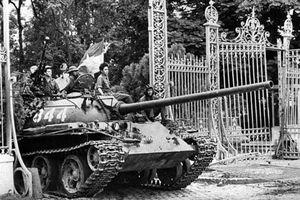 Chiến thắng 30/4/1975: 'Ngày lịch sử của thế giới'