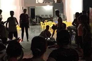Hỗn chiến khiến 2 người tử vong ở quán bia Bắc Giang: Nghi phạm đã ra đầu thú