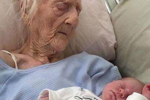 Tin thất thiệt về cụ bà 101 tuổi ở Ý sinh con thứ 17