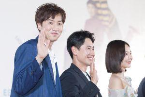 Trấn Thành, Trương Thế Vinh chúc mừng Lee Kwang Soo ra phim mới