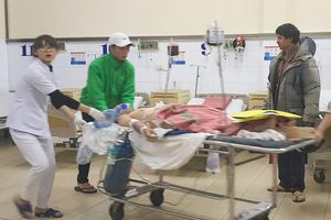 Tai nạn trên đèo Prenn 1 người chết 1 người hôn mê