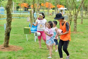 Lễ hội trò chơi sáng tạo lớn nhất miền Bắc thu hút giới trẻ dịp nghỉ lễ