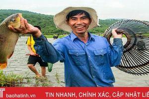 Lễ hội đánh bắt cá Đồng Hoa ở Hà Tĩnh, xem một lần nhớ mãi