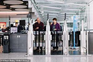 Công nghệ giúp hành khách đi máy bay không cần hộ chiếu, thẻ lên máy bay