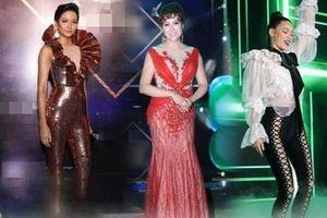 Top 9 bộ cánh thảm họa tuần qua: Hồ Hà, H'Hen, diễn viên múa Linh Nga đua nhau lọt top vì thời trang 'khó cảm'