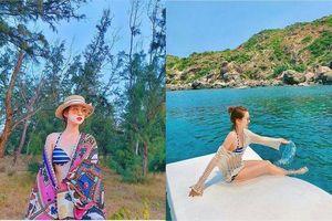 Hot girl Việt diện bikini gợi cảm đập tan ngày hè nắng nóng