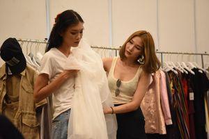 Diệp Linh Châu The Face 'đá sân' sang lĩnh vực thiết kế thời trang trình làng BST độc đáo