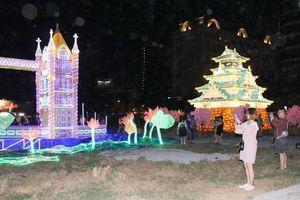 TPHCM: Khám phá địa điểm vui chơi và chụp ảnh ở Lễ hội Ánh sáng