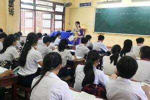 700 giáo viên Quảng Ngãi bị nợ lương do vướng quy định