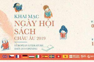 Ngày hội Sách châu Âu 2019 diễn ra tại ba miền