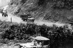 Đường Trường Sơn – con đường huyền thoại