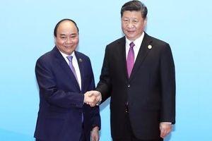 Thủ tướng kết thúc tốt đẹp chuyến tham dự Diễn đàn 'Vành đai và Con đường'