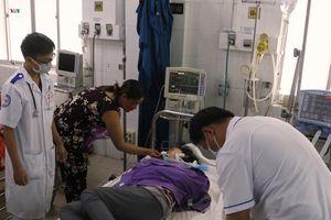 Hai trường hợp ngộ độc khí gas nặng, bác sĩ đang tiếp tục theo dõi sát