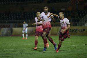 Vòng 7 V-League 2019: Sài Gòn FC và Than Quảng Ninh rủ nhau thắng trận