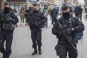 Cảnh sát Pháp bắt giữ 4 nghi phạm âm mưu tấn công khủng bố