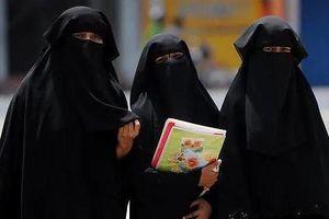 Sri Lanka cấm phụ nữ Hồi giáo che mặt