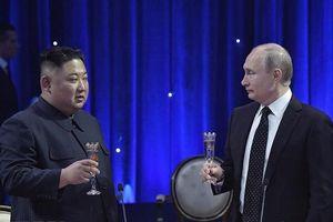 Ông Putin thực sự muốn gì ở ông Kim?