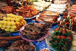 Đồ nướng và món ngon không thể bỏ qua ở Sa Pa trong dịp lễ