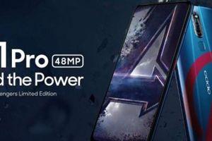 Oppo F11 Pro Avengers đã được 'lên kệ'