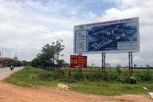 Nhanh chóng thu hồi các dự án chậm triển khai tại huyện Mê Linh (Hà Nội)