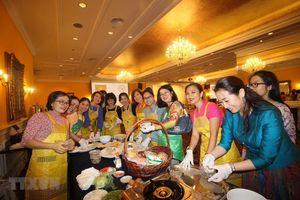 Giới thiệu văn hóa ẩm thực Việt Nam đến bạn bè ASEAN