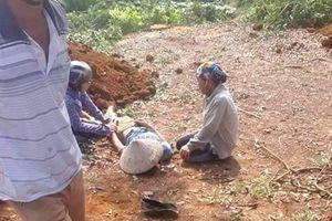 Truy bắt nghi phạm chém chết 2 người vì mâu thuẫn đất đai