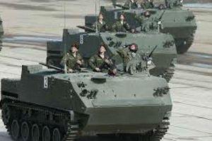 Nga trình diễn nhiều vũ khí tối tân tại diễu binh kỷ niệm Ngày Chiến thắng