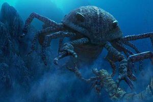Quái vật bọ cạp biển khổng lồ thống trị đại dương thời tiền sử