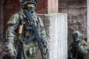Bất ngờ lớn trước lực lượng đặc nhiệm 'khủng' nhất của Quân đội Nga
