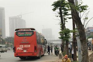Chống xe khách 'quá cảnh' qua Hà Nội: 'Nút thắt' cần tháo gỡ