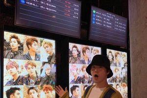 Suho (EXO) nói về sự nổi tiếng của K-POP cũng như ngạc nhiên khi được các EXOL 'tặng quà'