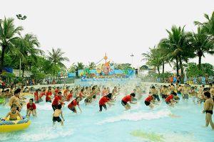 Hà Nội: Sôi động với các chương trình văn hóa tại công viên Hồ Tây