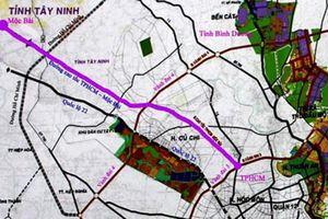Đầu tư hơn 10.000 tỷ đồng xây cao tốc TP. HCM – Mộc Bài