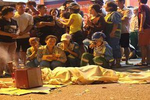 Hà Nội: Bắt tạm giam lái xe gây tai nạn khiến nữ công nhân môi trường tử vong
