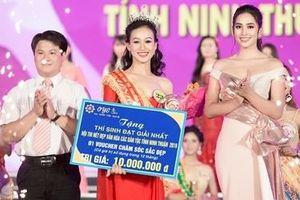 Top 3 HHVN 2018 làm BGK Hội thi Nét đẹp văn hóa các dân tộc tỉnh Ninh Thuận