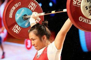Cử tạ Việt Nam giành 9 huy chương tại giải vô địch châu Á 2019