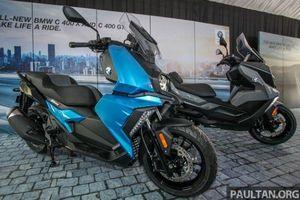 BMW Motorrad C 400 X và C 400 GT 2019 ra mắt tại Malaysia